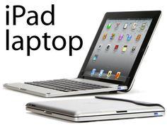 Fake MacBook by using an iPad
