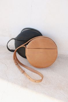 Baggu Circle Purse in Black - one left