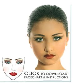 My fave online resource for stage makeup