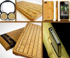 มหัศจรรย์ไม้ไผ่ ตอน 10 ผลิตภัณฑ์ไฮเทคที่ทำจากส่วนประกอบของไม้ไผ่:::Amazing Bamboo Gadgets http://article.tcdcconnect.com/articles/bamboo-tech-gadgets