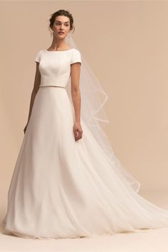 Crest Gown from BHLDN