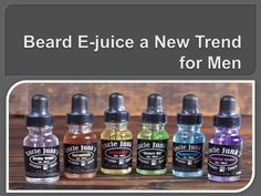 The users are increasing at the faster rates in using these types of products. There are many good flavors of Beard E-juice available in the market, and the us…  www.slideshare.net/JesiKa3/beard-e-juice-a-new-trend-for-men