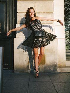 Little Black Dress - The Londoner