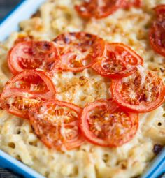 This tomato mac n' cheese recipe can be a great way to teach older kids how to make a white sauce, while younger children can have fun putting the sliced tomatoes on top of the dish. This flavourful dish from Marcello Tully is a wonderfully cosy dish to prepare for the family, whether as a side or a main.