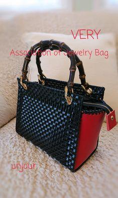 Basket Bag, Louis Vuitton Damier, Kate Spade, Weaving, Satchel Handbags, Purses, Craft Bags, Fabric Purses, Clothing