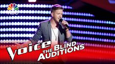 """The Voice 2016 Blind Audition - Billy Gilman: """"When We Were Young"""".  LOVE, LOVE, LOVE, EVERYTHING...about his performance!!!"""