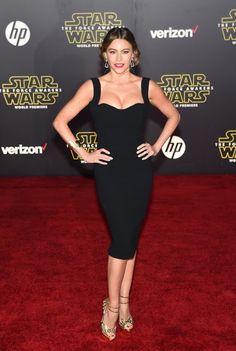 Fantasy Fashion Design: Alfombra roja de la premier de Star Wars: The Force Awakens