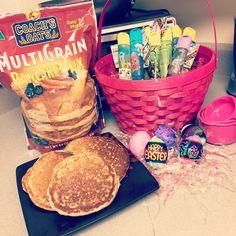 Thank you JaX @pinktastik_jax for making our Multigrain Pancake Mix part of your Easter  celebration this year. #coachsoats #multigrainpancakes