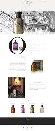 www.bois1920.it Zero, Web Design, Design Web, Website Designs, Site Design