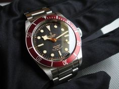 Tudor Heritage Black Bay ROTOR SELF-WINDING