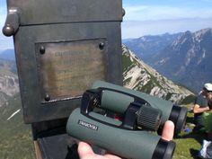 "EL 32 SWAROVISION - ""Seebergspitze 2085m, Tyrol"" @SWAROVSKI OPTIK Swarovski, Hiking Tours, Nerf, In This Moment, Day"