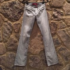 """Selling this """"""""Guess"""" Daredevil boot- cut Jean"""" in my Poshmark closet! My username is: smesser2. #shopmycloset #poshmark #fashion #shopping #style #forsale #Guess #Jeans"""