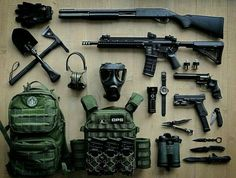"""philosophersdream: """"Zombie Outbreak Kit """" (:Tap The LINK NOW:) We provide the best essential unique equipment and gear for active duty American patriotic military branches, well strategic selected.We love tactical American g Survival Weapons, Apocalypse Survival, Weapons Guns, Survival Tools, Guns And Ammo, Zombie Apocalypse Gear, Zombie Survival Gear, Zombies Survival, Edc Tools"""