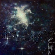 Space mat 10? #ffg #fantasyflight #fantasyflightgames #starwars # xwingrepaints #BFG #lambashuttle  #xwing