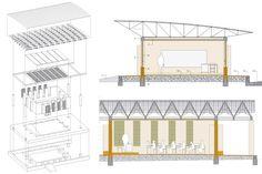 Architecture In Development - Gando Primary School