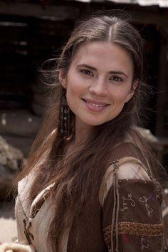 Elwynd's bodyguard Margit (Megg/Meggie) Atwell, Danish, may know the Dahl family