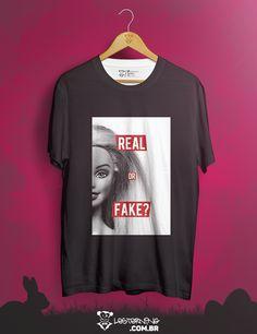 A pergunta que não quer calar: Real or fake?     Clica 👉goo.gl/56SNwz