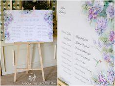Lilac Wedding,Table Plan,Humming-bird,Lilac   Wesele z bzem,Tablica z rozsadzeniem gości,Koliber,Bez,Anioły Przyjęć