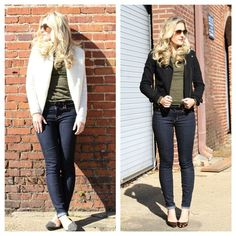 """""""Casual Friday --> Date Night #ontheblog #ootd #tgif"""""""