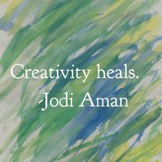 #creative #crafts #healing #anxiety jodiaman.com