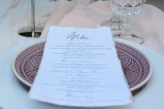 """Premium """"art de la table"""" with handwritten table details by Chirography Welcome Table, Personalized Items, Detail, Art, Art Background, Kunst, Performing Arts, Art Education Resources, Artworks"""