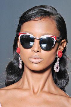 Prada 2012 sunglasses, yes please!