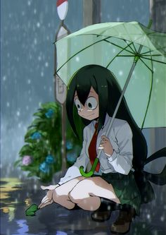 Asui Tsuyu - Boku no Hero Academia - Image #2173453 - Zerochan
