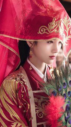 Han Yunxi consort of Prince Qin in Legend of Yun Xi - starring Ju Jingyi Geisha, Beautiful Chinese Girl, Chinese Movies, Ancient Beauty, Asian History, Chinese Clothing, Chinese Actress, Chinese Culture, Hanfu