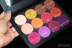 kitulec beauty blog: CIENIE MELKIOR PROFESSIONAL - Swatche My Passion, Eyeshadow, Make Up, Photo And Video, Blog, Beauty, My Crush, Eye Shadow, Eye Shadows