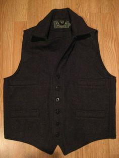 wool vest.