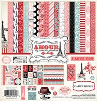 Carta Bella Amour 12x12 Collection Kit