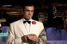 The Greatest James Bond Films Arrive on Streaming Services This Month — Esquire Sean Connery, Vanity Fair, Cannes, Shane & Shane, Smoking, Daniel Craig 007, North African Campaign, Blockbuster Film, Scottish Actors