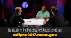 If you want signs and wonders, NASA EDGE has you covered with a preview of the most significant astronomical event in the United States in years: the Total Solar Eclipse 2017. Viewable by most of the United States for the first time in decades, this event can't be missed, and NASA EDGE provides a perfect guide to plan your own observation.