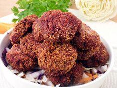 céklafasírt recept vegán bulkshop plantbased növényi alapú étrend Vegan Recipes, Cooking Recipes, Tandoori Chicken, Nom Nom, Main Dishes, Beef, Ethnic Recipes, Foods, Drinks