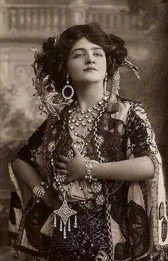 Gypsy 1880s