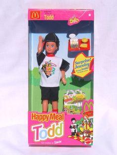 Barbie: Happy Meal Todd Doll (1993) by Mattel, http://www.amazon.com/dp/B0007WLOLK/ref=cm_sw_r_pi_dp_-aEZrb1JKC0YJ