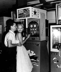 Helene Stanton & Arthur Franz in New Orleans Uncensored, 1955.