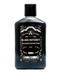 Love this LATIKA Activated Charcoal Body Wash by LATIKA on #zulily! #zulilyfinds