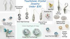 Under $30 Touchstone Crystal by Swarovski