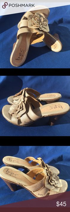 BOC by Born  size 9 Like new Born Shoes Sandals
