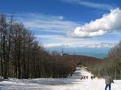 Monte Amiata - Stazione Sciistica