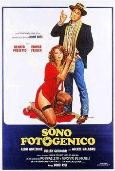 FILMOTECA HAWKMENBLUES: Sono fotogenico (Dino Risi, 1980)