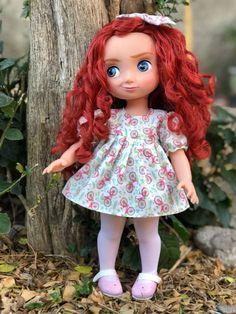 Disney Animator Doll, Harajuku, Disney Characters, Fictional Characters, Dolls, Disney Princess, Style, Fashion, Baby Dolls