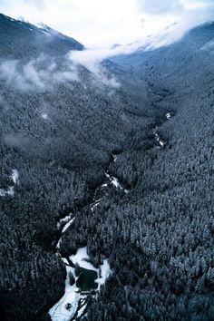 "expressions-of-nature: ""Whistler, Canada by Yin Yin Low "" Marbles Images, Marble Pictures, Nature Aesthetic, Birds Eye View, Nature Images, Free Images, Earth, Whistler, Photography"