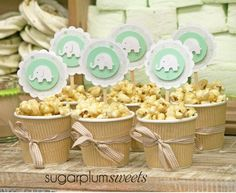 Baby shower food elephant animal cracker ideas for 2019 Baby Shower Favors, Shower Party, Baby Shower Games, Baby Shower Parties, Baby Shower Decorations, Baby Boy Shower, Elephant Decorations, Elephant Baby Shower Centerpieces, Elephant Theme