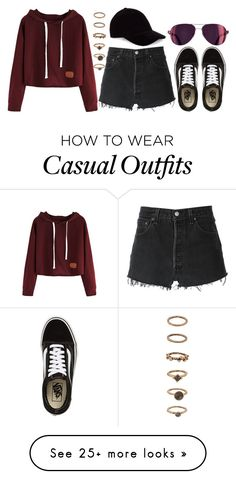 """1350."" by asoul4 on Polyvore featuring RE/DONE, Vans, Le Amonie, Forever 21, Summer, beach and latenight"