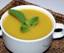 Receita Creme de legumes com hortelã por Filipa Porto - Categoria da receita Sopas