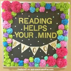 Spring Bulletin Board Ideas for Your Classroom - Easy Peasy and FunYou can find Bulletin boards and more on our website.Spring Bulletin Board Ideas for .