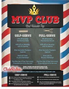 MVP Sign Up — Dirty Dog Grooming & Self-Serve Dogwash