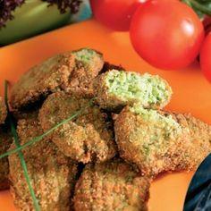 Brokolicové krokety | Recepty.sk